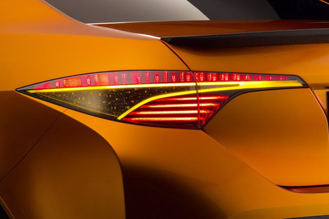 Toyota Furia concept - Grease n Gasoline   Car info & Service Tips   Scoop.it