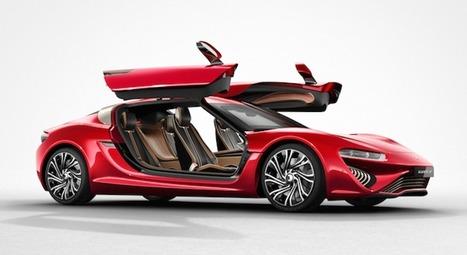 QUANTINO, un concept car au carburant alternatif prometteur | Voitures anciennes - Classic cars - Concept cars | Scoop.it