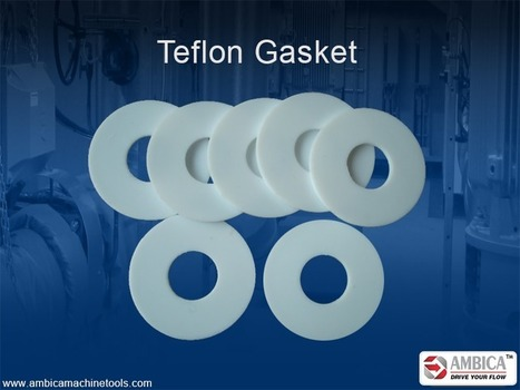 One of The Leading Teflon Gasket Manufacturers | Buy the Best Pump from Centrifugal Pump Supplier | Scoop.it