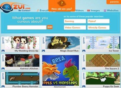 Zui, un nuevo buscador web para los niños | Maestr@s y redes de aprendizajes | Scoop.it