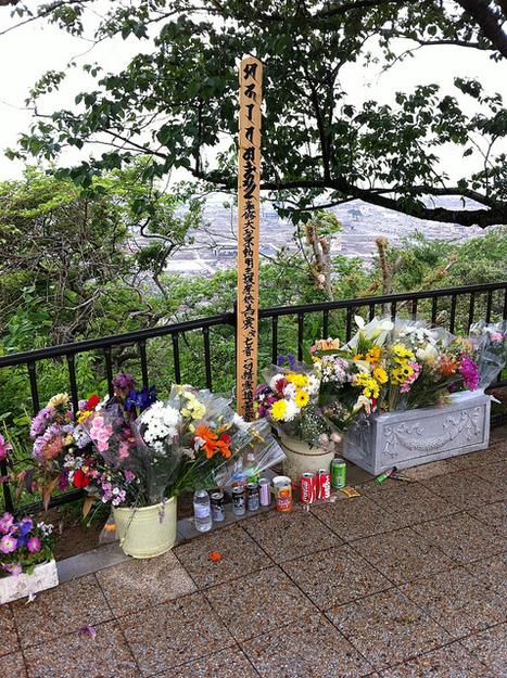 [Photo] En mémoire de ... | cxdsew32 | Japon : séisme, tsunami & conséquences | Scoop.it