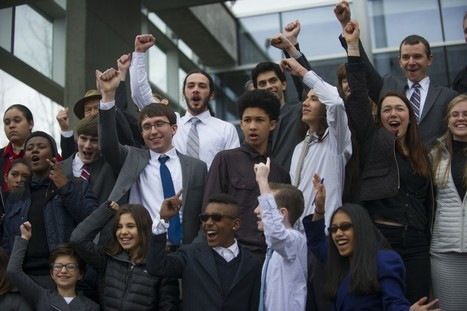 Sorry, #Feds: Kids Can Sue Over #Climate Negligence, Judge Says   Messenger for mother Earth   Scoop.it