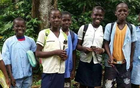 ONG HELPO lança campanha para calçar jovens estudantes | São Tomé e Príncipe | Scoop.it