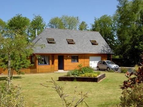 Six questions que l'on se pose sur la maison en bois | Immobilier | Scoop.it
