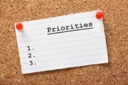 Priorities - Get Them Right And You're Sure To Succeed | Lead With Giants Scoops | Scoop.it