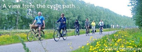 Dealing with overcrowded cycle-routes in Groningen... | Real World Cycling | Scoop.it