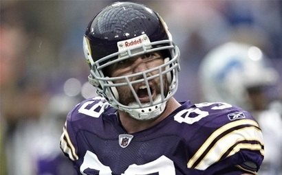 """Jared Allen believes the Vikings """"old school"""" style will help them get back to the playoffs - Pro Football Zone 