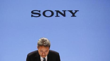 Sony: ¿el desplome del gigante de la electrónica?   tecnoligia   Scoop.it