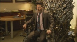 Ben Wyatt Geeks Out in This Deleted Parks and Rec Scene | library | Scoop.it