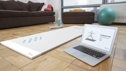 Tricked-Out Yoga Mat   Freebies   Scoop.it