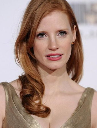 Jessica Chastain and High Sensitivity, Crying and Creative People   Highly Sensitive People - HSP   Scoop.it