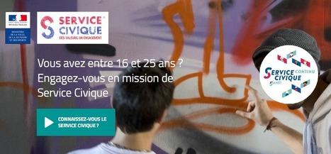 « Citoyens de la culture » le programme de service civique dédié à la culture | Veille professionnelle des Bibliothèques-Médiathèques de Metz | Scoop.it