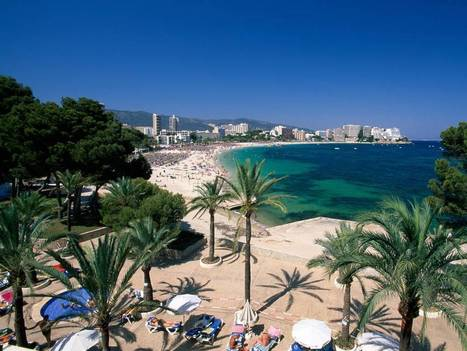 Magaluf scrubs up for a new type of tourist | Tourism in Magaluf | Scoop.it
