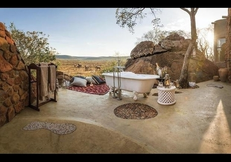 Making A Splash: The World's Most Fabulous Hotel Bathrooms - Forbes | Shower Massage Panel for Your Newly Construct Bathroom | Scoop.it