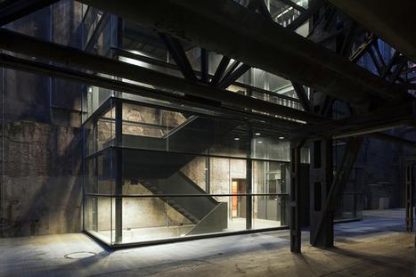 Steam Blower House / Heinrich Böll Architect | Rendons visibles l'architecture et les architectes | Scoop.it