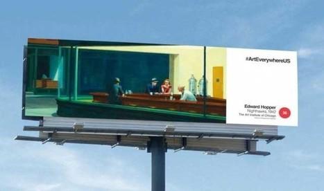 L'art américain tombe dans le panneau   Slate.fr   Coups de coeur !   Scoop.it
