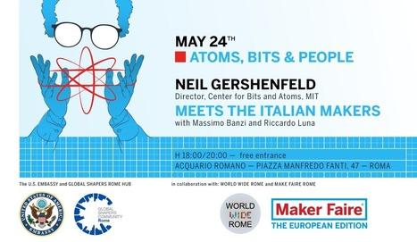 Cosa fare a maggio se sei un maker | Makers | Scoop.it