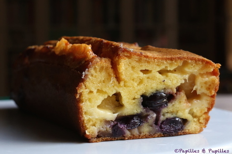 Cake au Comté, aux raisins et aux figues | Pains, Beurre & Chocolat | Scoop.it