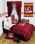 Washington Redskins Bedding, NFL Falcons Comforters, Throws,Drapes - SportsKids Superstore | NFL Bedding Sets - Sportskids.com | Scoop.it