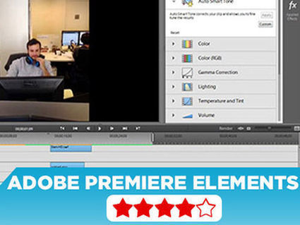 Review: Adobe Premiere Elements 12 - Tom's Guide | video software | Scoop.it