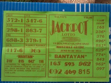 AUG 27, 2015 HOW TO WIN PHILIPPINE SWERTRES LOTTO — Philippine PCSO Results | Philippine PCSO Results | Scoop.it