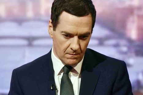 George Osborne's welfare cuts are 'spine chilling' warns his OWN deputy | Camerons Disasters | Scoop.it