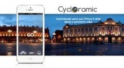 Test de Cycloramic, l'app qui cartonne aux USA | Mon avis mes critiques | Scoop.it