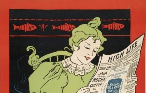 Download 2,000 Magnificent Turn-of-the-Century Art Posters, Courtesy of the New York Public Library | Aristotle University - Library | Scoop.it