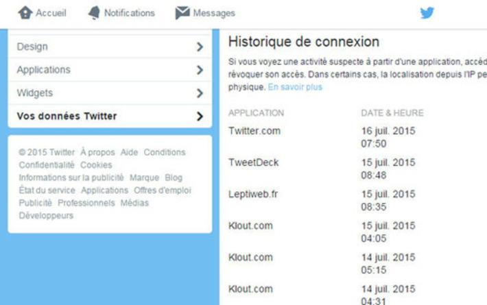 Twitter : un nouveau dashboard pour mieux sécuriser son compte ! | Solutions locales | Scoop.it