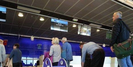Trois nouvelles lignes au départ de l'aéroport de Bergerac - Sud Ouest | dordogne - perigord | Scoop.it