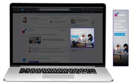 Linkedin ouvre ses publicités aux plateformes publicitaires tierces | Référencement internet | Scoop.it