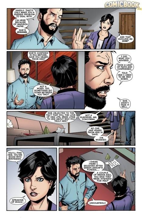 EXCLUSIVE DC Comics Preview: The New 52 Futures End #27   #BreakingLeft   Scoop.it