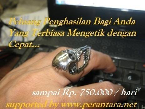 Peluang Penghasilan Bagi yang mampu mengetik dengan cepat. | Toko Online Indonesia | Scoop.it
