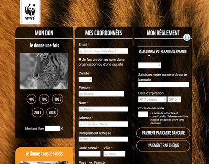 Comment le marketing digital de WWF contribue à la défense de la cause environnementale | CommunityManagementActus | Scoop.it
