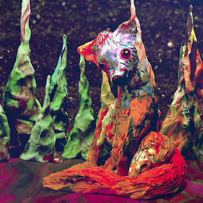 Stop-motion music video by Rafael Bonilla for Exxus by Glass Animals | Plastics in Art | Scoop.it