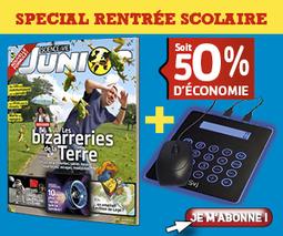 Actualité Du Mag'   Science et vie Junior   Presse du CDI   Scoop.it