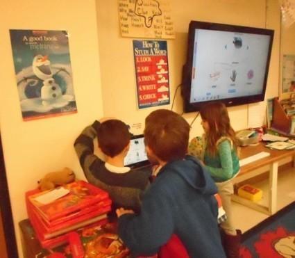 Teacher's experiences, tips and tricks for the interactive whiteboard and smart board | Leren met ICT | Scoop.it