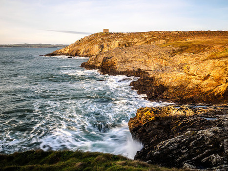 photo en Finistère, Bretagne et...: Plomodiern, pointe de Tal ar Grip (5 photos) | photo en Bretagne - Finistère | Scoop.it