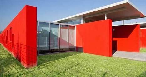 Ricostruzione post terremoto: la nuova scuola in Classe A di Cucinella   asf - architecture   Scoop.it
