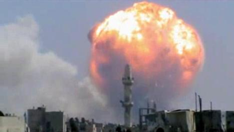 Syria's civil war plays out on YouTube, social media | Egypt and Syria-Arthur Burnett | Scoop.it