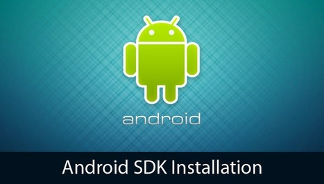 Android Software Development Kit SDK   Android App Development Guide   Android App Development Guide   Scoop.it