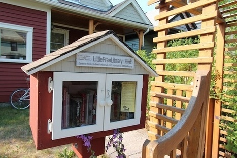 What's Wrong With a Little Free Library? | Archivance - Miscellanées | Scoop.it
