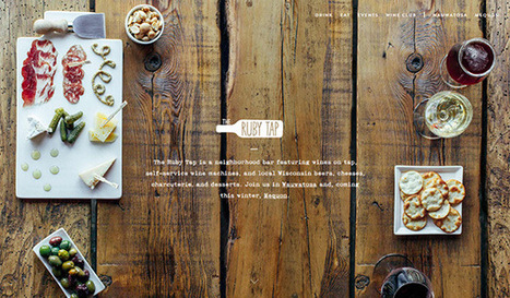 The Use of Texture in Web Design | Basics and principles for a good  Web Design | Scoop.it