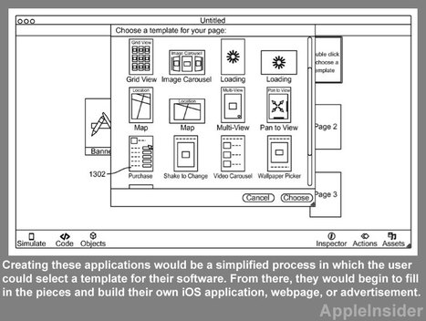 Apple wants to make it easy for non-programmers to build iOS apps | Winning The Internet | Scoop.it
