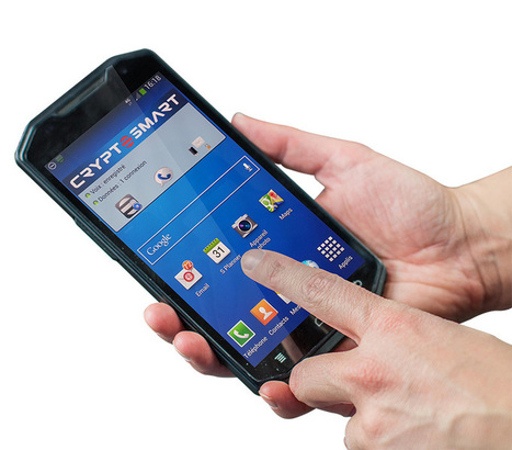 #Sécurité: Le #Fieldbook #Secure serait un #smartphone #français ultra-sécurisé | #Security #InfoSec #CyberSecurity #Sécurité #CyberSécurité #CyberDefence | Scoop.it