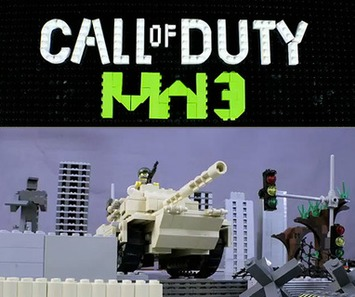TechEBlog » Amazing LEGO Modern Warfare 3 Video | Machinimania | Scoop.it