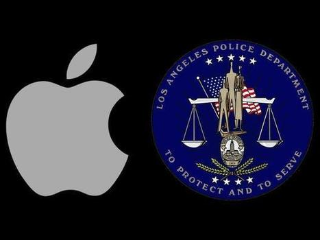 LAPD hacks iPhone 5s, proves they don't need Apple backdoor - TechRepublic   Cybersecurity at Thomas Nelson   Scoop.it