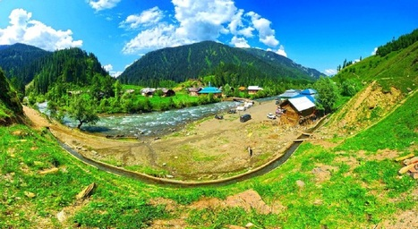 Charming Nature in Kashmir - India. | Travel - Places, Destinations, Vacations | Scoop.it