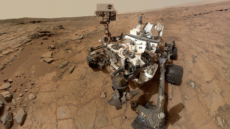 NASA's Curiosity Rover Just Found Water in Martian Soil - Gizmodo | Astronomy | Scoop.it