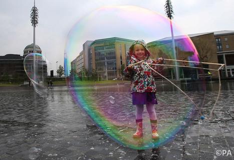 Neuroscience may help us understand financial bubbles | Yvon Desautels | Scoop.it